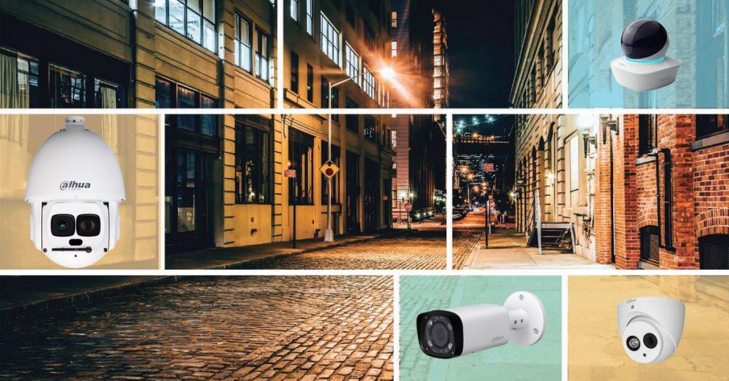 Avantajele camerelor de supraveghere cu infraroșu