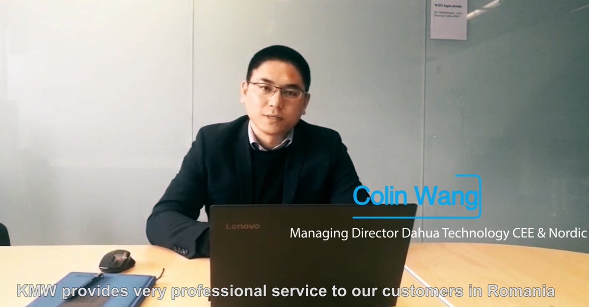 10 ani colaborare KMW si Dahua