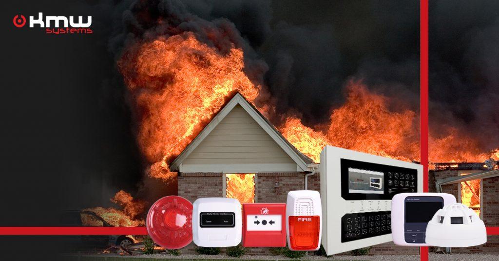 alarme incendiu kmw systems