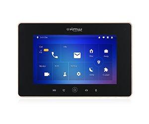 videointerfon ip de interior KM-VI701N-WP